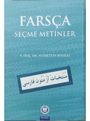 FARSÇA SEÇME METİNLER